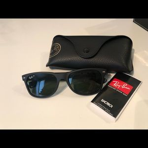 Ray-Ban RB 2132 622/58 55mm NEW Wayfarer